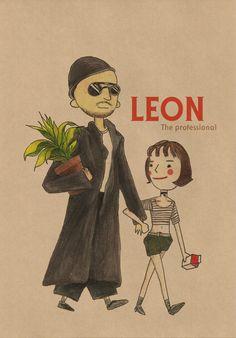 Leon & Matilda - Leon: The Professional