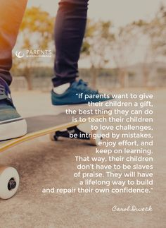 Raising kids who don't give up happens by teaching kids a growth mindset. Learn how growth mindset raises confident resilient kids who don't give up when in the face of stress. #raisingkids #children #resilience #growthmindset