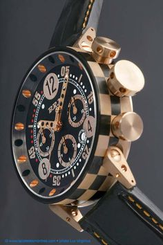 BRM or rouge - Men's Watches from Top Brands Amazing Watches, Best Watches For Men, Luxury Watches For Men, Cool Watches, Brm Watches, Sport Watches, Patek Philippe, Devon, Or Rouge