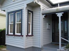 Resene Double Rakaia on house exterior