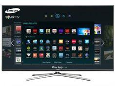 """Smart TV LED 55"""" Samsung UN55H6300AG Full HD - Conversor Integrado 4 HDMI 3 USB Wi-Fi"""