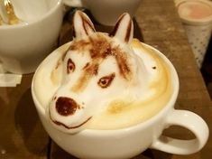 The 3D Latte Art of Japanese barista Kazuki Yamamoto