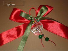 Γούρι 2014 σε ωραίο φιόγγο με ρόδι μεταλλικό. Christmas Ornaments, Holiday Decor, Christmas Jewelry, Christmas Decorations, Christmas Decor