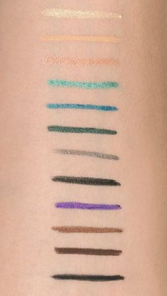 Pick your favorite em cosmetics Waterliner shade #michellephan #emmichellephan