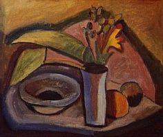 Aldo bonadei - Natureza-Morta - 45,8 x 55 cm