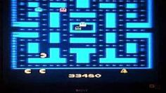arcade 2600 pacman - YouTube - I owned this game for Atari 2600