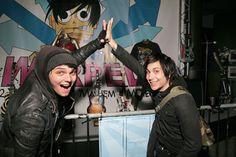 Gerard and Frank ~ My Chemical Romance (deviantart.com)