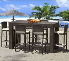 Mb-637 Pe Rattan Cheap Outdoor Bar Sets - Buy Cheap Outdoor Bar Sets,indoor Bar…