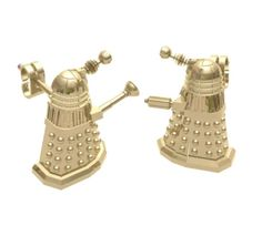 Official BBC Doctor Who 50th Anniversary Jewelry | The Mary Sue