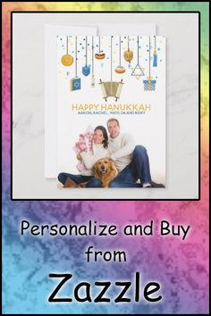 Shop Happy Hanukkah Icons Personalized Photo created by EvcoHolidays. How To Celebrate Hanukkah, Happy Hanukkah, Hanukkah Celebration, Holiday Photos, Personal Photo, Photo Cards, Paper Texture, Smudging, Icons