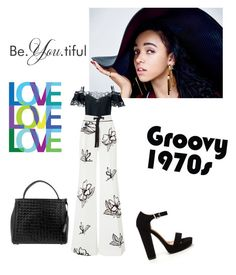 """""""70's"""" by daisy57 ❤ liked on Polyvore featuring Givenchy, Roland Mouret, Abro and WALL"""