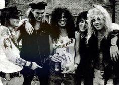 Slash's Smile