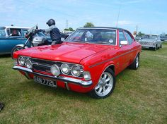 1972 Ford Cortina 2000 GXL  I learnt to drive in a Ford very similar to this.