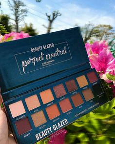 Pinterest @IIIannaIII 🌹💦 BEAUTY GLAZED #PerfectNeutralPalette Makeup Palette, Eyeshadow Palette, Beauty Makeup, Eye Makeup, Neutral Eyeshadow, Beauty Glazed, Neutral Palette, Make Up, Cosmetics