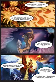 Maui Mythology by Maui-Studios on DeviantArt