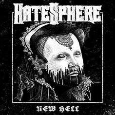 DAY ON A SCREEN: HATESPHERE - THE EXECUTIONER (guitar playthrough)