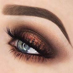 Sparkly Pink Eyeshadow Looks lest Eye Makeup For Green Eyes And Silver Hair a Eye Makeup Looks For A Blue Dress out Eye Makeup Tutorial Deep Set Eyes Gorgeous Makeup, Love Makeup, Makeup Inspo, Beauty Makeup, Makeup Ideas, Makeup Style, Fall Makeup, Gorgeous Eyes, Makeup Geek