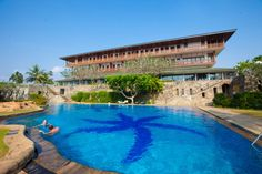 Bentota Beach Hotel, Sri Lanka