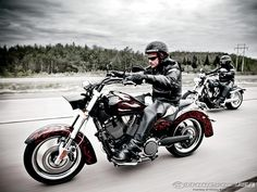 ad for Victory motorcycles
