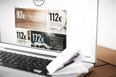 Hotel Daniel - Web Design on the Behance Network