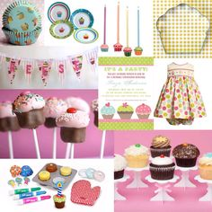 cupcake | ... cupcake stands hello hanna cupcake cookie cutter bake it pretty