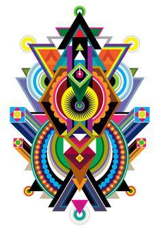 Sacred Geometry #sacredgeometry [per previous pinner]
