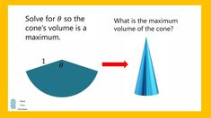 Largest Cone Puzzle Maths, Mathematics, Puzzle, Advertising, Mindfulness, Math, Riddles, Puzzles