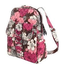 Vera Bradely Book Bag