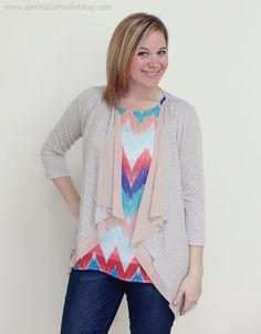 March Stitch Fix - Transitioning To Spring