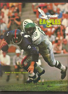 1965 philadelphia #Eagles vs new york #Giants