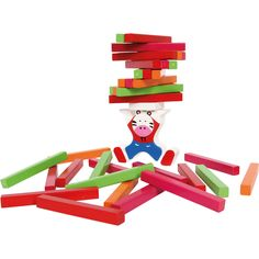 An exciting patience and dexterity game in which only steady hands will succeed. Just pile up the sticks (approx. 9 x 1 x 1 cm) onto the zebra´s back. The player who piled up all sticks first is the winner! Learning Toys, Zebras, Dexter, Educational Toys, Kids Toys, Literacy, Outdoor Decor, Gifts, Pune