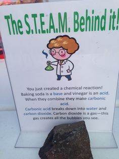 S.T.E.A.M. – Science, Technology, Engineering, Art and Math Experiments for young children