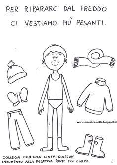Body Parts Preschool, Teaching Materials, Kindergarten Worksheets, I School, Coloring Books, Crafts For Kids, Winter, Montessori, Pinocchio