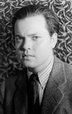 Orson Welles. His realistic October 1938 'Mercury On The Air' broadcast of 'The War of the World's' actually panicked a lot of Americans into thinking they were actually under attack from Martians.