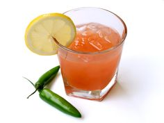 Cross between a Bloody Maria and a Salty Dog, this slightly spicy cocktail is lightened with lemon juice and a splash of grapefruit soda. Cholula hot sauce makes it just a little hot, and Clamato adds complexity. Top 10 Tequila Drinks :)