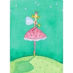Felicity Wishes VI by Emma Thomson Art Print - WorldGallery.co.uk