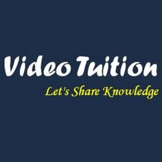 Youtube Channel (eVideoTution)