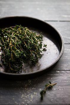 thyme - my favorite herb!