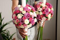 Brave Events - Lumanari de cununie pentru nunta si botez Special Day, Floral Wreath, Bouquet, Wreaths, Weddings, Decor, Wedding, Lush, Floral Crown