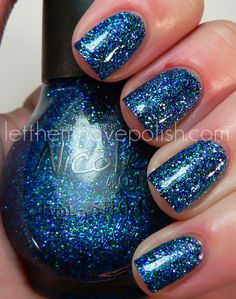 Nicole by OPI Kendall on the Catwalk