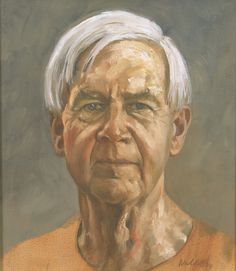 Arthur Boyd Wes Walters portrait