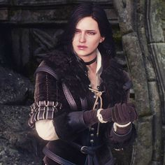 Witcher 3 Yennefer, Witcher 3 Art, Yennefer Cosplay, Yennefer Of Vengerberg, The Witcher Wild Hunt, The Witcher Game, The Witcher Books, Video Games Girls, The Last Wish