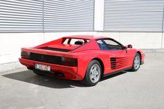 1991 Ferarri Testarossa - Silverstone Auctions