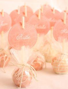 Powerful pink wedding party favors!  http://weddingpartyfavorsonline.com/