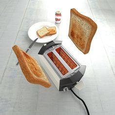 Czerstwy chleb można odświeżyć w opiekaczu