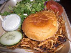 Felix Cafe Burger #IHeartOnTheHunt #Burgers #OTOEats #Foodie #BestBurgers #OldTowneOrange #OldTowneOrangeRestaurants