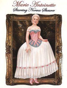 Norma Shearer as Marie Antoinette