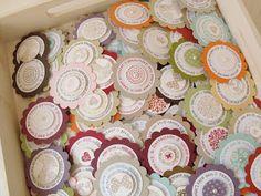 Carolas Bastelstübchen: Verpackungen