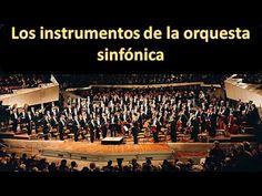 Instrumentos Musicales Orquesta - Guía Didáctica Fácil - YouTube