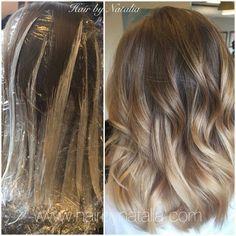 How to balayage #hair